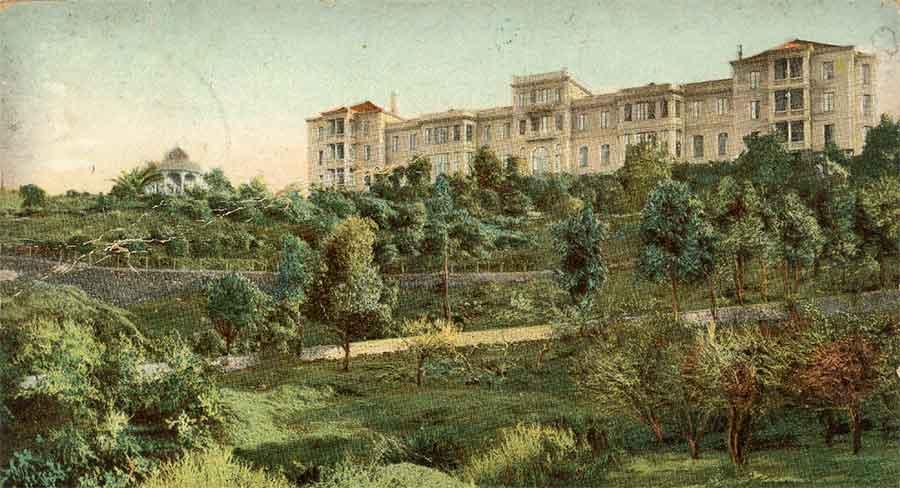 El Gran Hotel Taoro