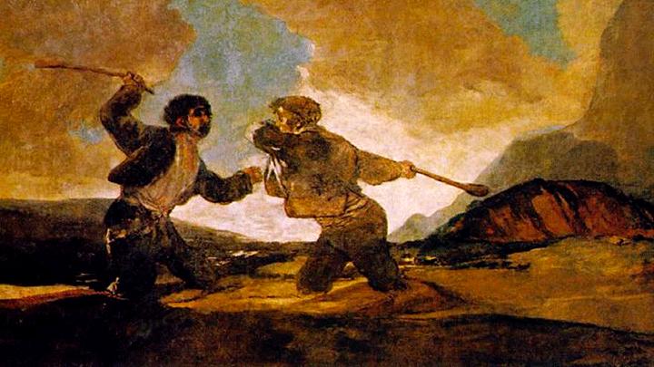 Goya y nuestro tiempo